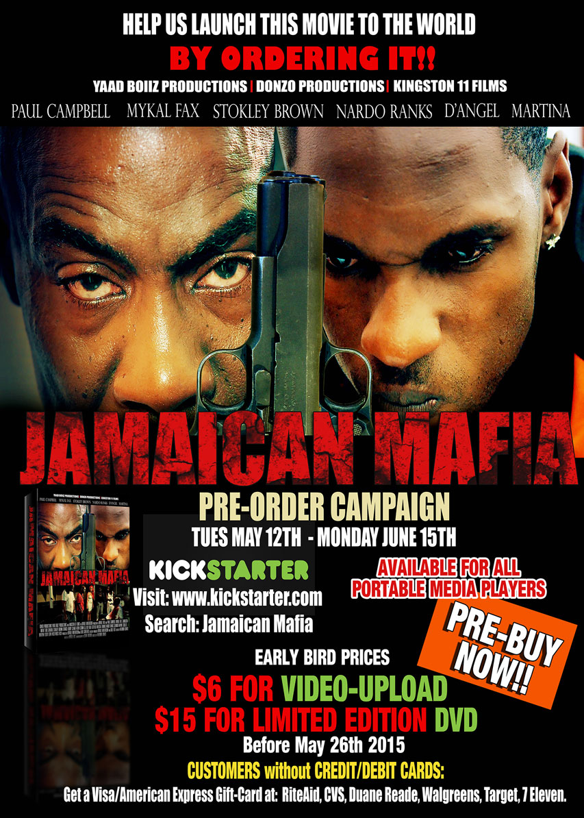 Jamaican Mafia the Movie