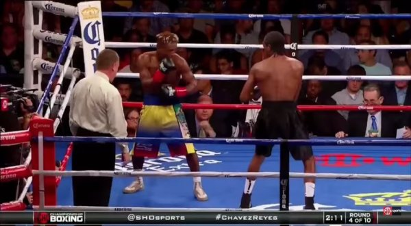 Amir Imam With an Electrifying 4th Round Knockout