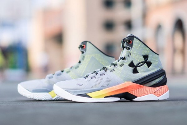 """Woe!!! Under Armour Curry 2 """"Iron Sharpens Iron"""""""
