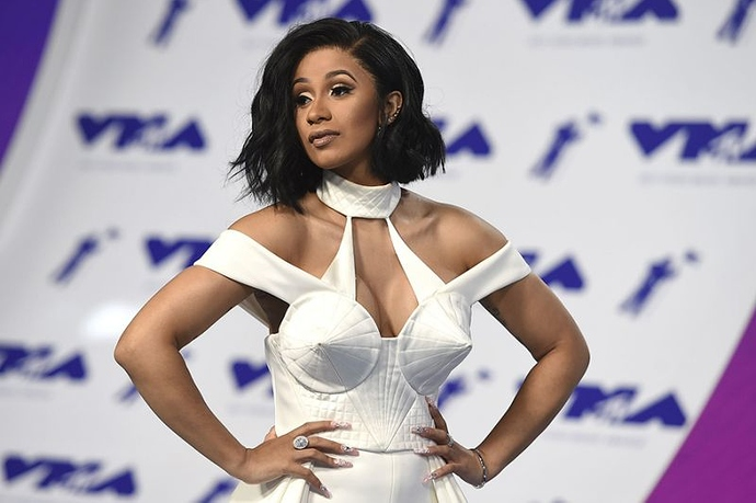 Cardi B | Dropping a 'Kim K / Ray J Type' Tape? Footage Leaked! | @wazzuptonight