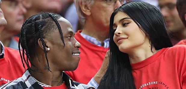 Kylie Jenner Travis Scott new baby, wazzuptonight.com