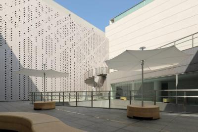 Infina garden umbrella Museum of Contemporary Art Tokyo6