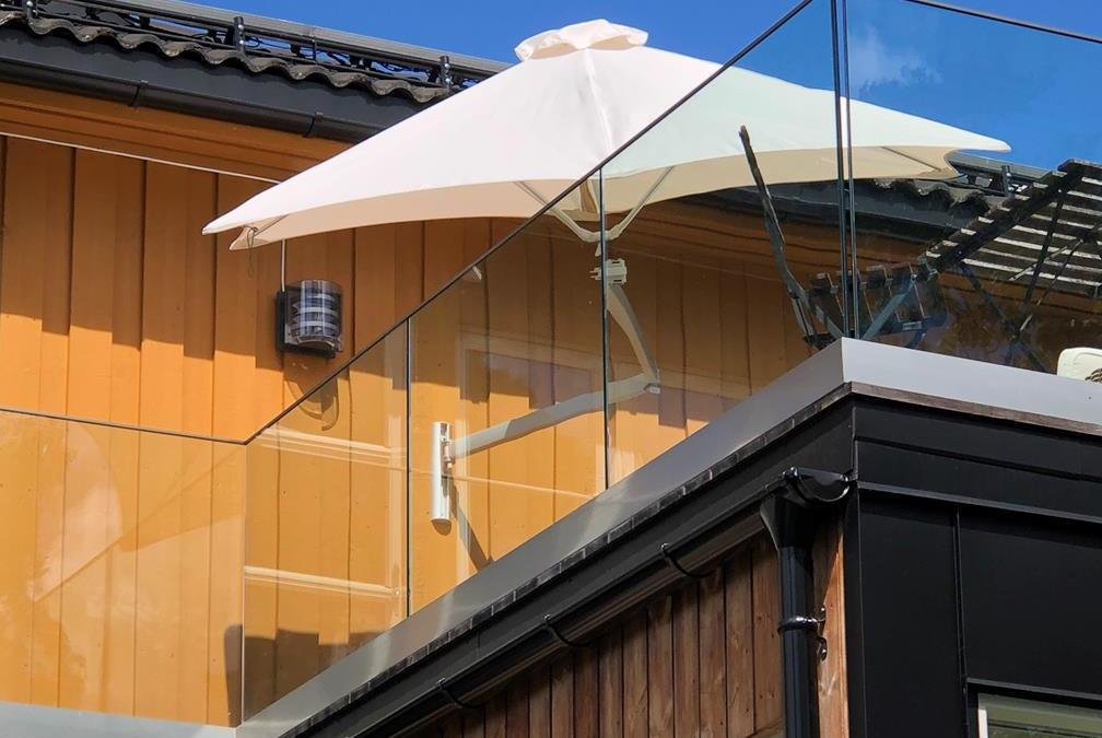PARAFLEX – Parasol de Balcon