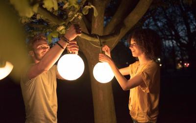 Lampe LED BOLLEKE – Fatboy