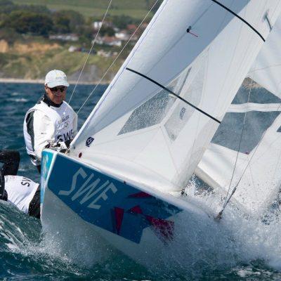 Kultaa WB-sails purjeilla