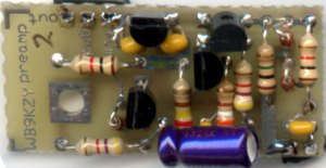 Ham Radio Kits  Counter Preamp II kit
