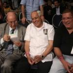 Gonzalo Lopez Silvero, Gilberto Mendoza, Manny Siaca
