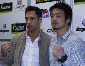 Felix Sturm vs Koji Sato this Saturday