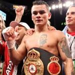 Marcos Maidana - WBA SUPER LIGHTWEIGHT INTERIM CHAMPION