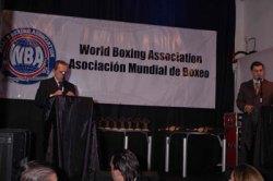 WBA Awards Dinner Argentina 2008