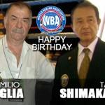 Congratulations Graglia and Shimakawa