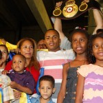 Liborio Solis- My organization is the WBA- she gave me the opportunity