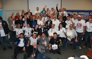 WBA INTERNATIONAL OFICIAL SEMINAR AT LIMA