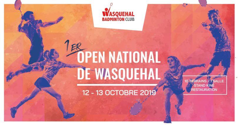 1er Open National De Wasquehal