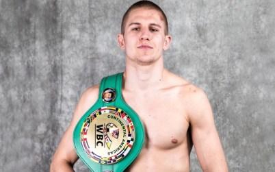 Serhii Bohachuk- Great Ukrainian Prospect | World Boxing Council