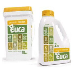 Euca Laundry Powder