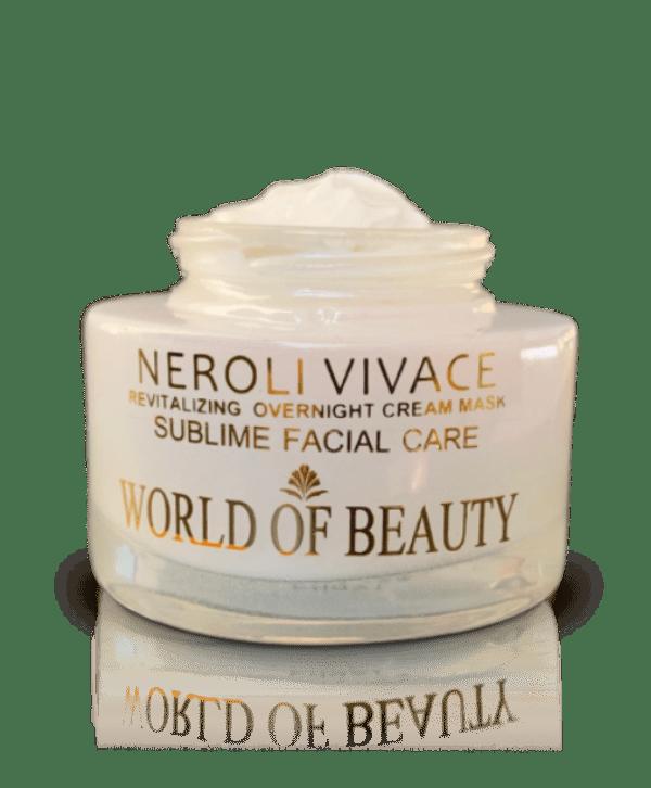 neroli vivace overnight cream mask
