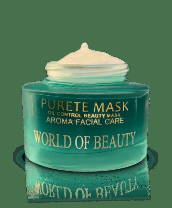 purete beauty mask