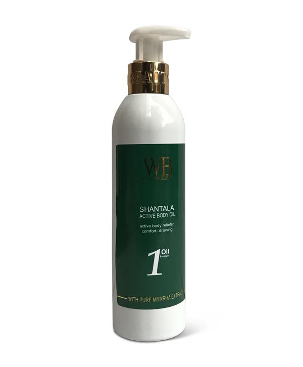 shantala active body oil
