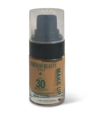 spf 30 foundation tan