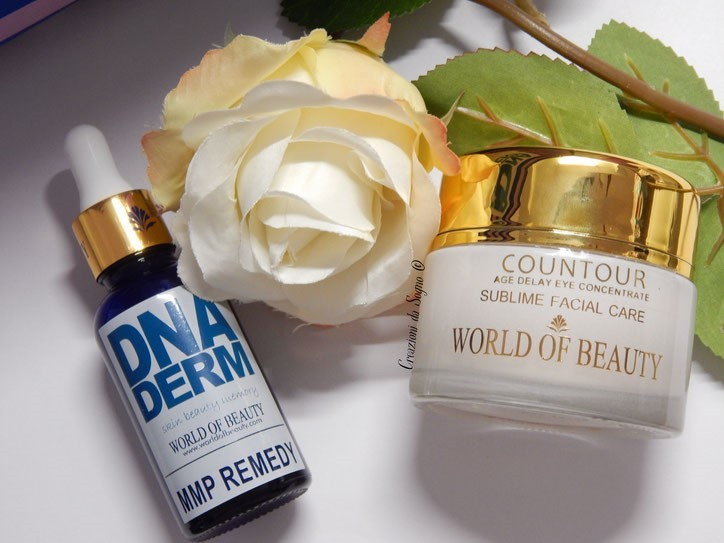 Magnificent eyes with World of Beauty - Beauty box eyes