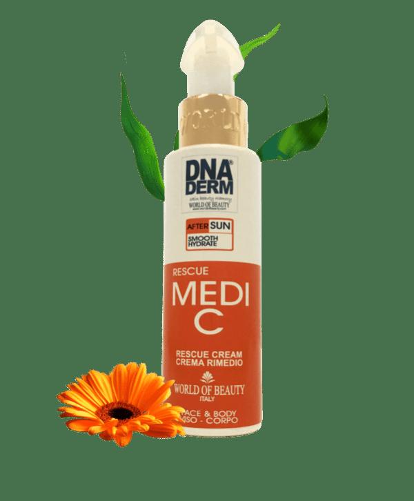 organic rescue cream