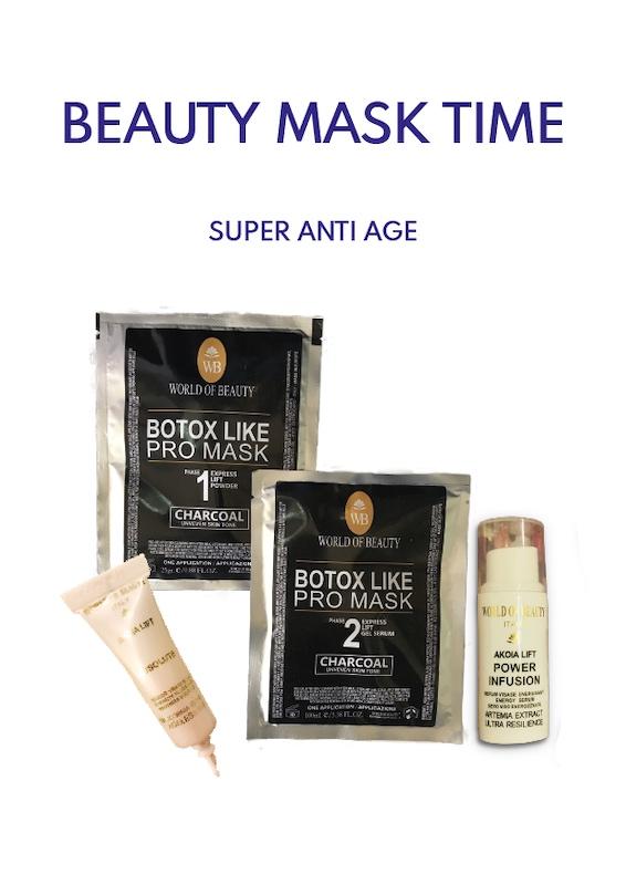 botox like beauty mask