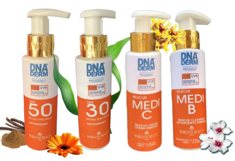 Kit DNADERM World of Beauty