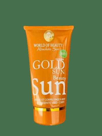 gold sun creamy cleanser