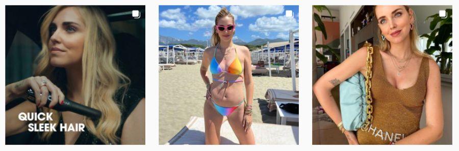 Chiara Ferragni - Fashion e Beauty Influencer