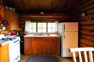 Cabin Two: Kitchen
