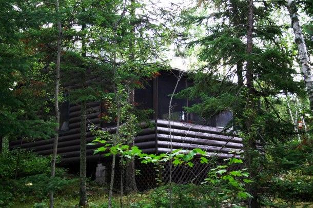 Cabin Six: Exterior