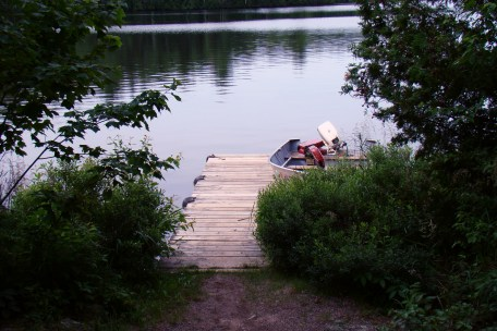Cabin Six: Dock