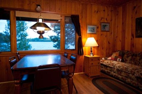 Cabin Nine: Interior