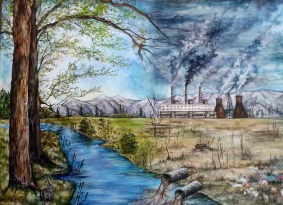 Environmental Pollution | Environment protection |Nature ...
