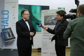 Red. Marek Skowronek w rozmowie z ekipą Panoramy Lubelskiej