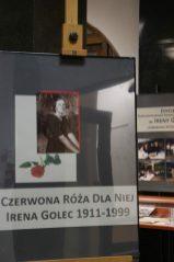Wystawa poświęcona Irenie Golec ze zbiorów Gminy Kąkolewnica i archiwów prywatnych (dostępna dla zwiedzających w Autorskiej Galerii Hol w godzinach pracy Biblioteki do 14 III 2020 roku)
