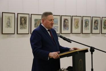 Wystąpienie Tadeusza Sławeckiego – Dyrektora Wojewódzkiej Biblioteki Publicznej im. H. Łopacińskiego w Lublinie