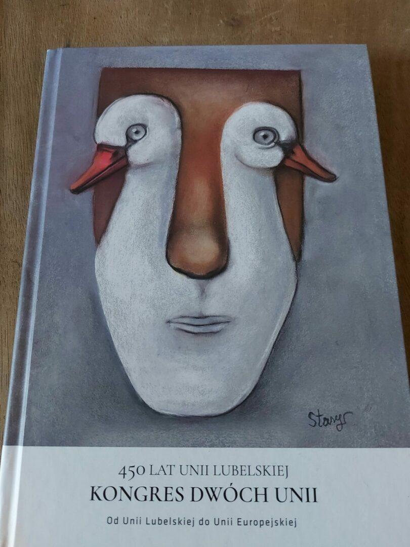 Okładka książki - projekt Stasys Eidrigevičius