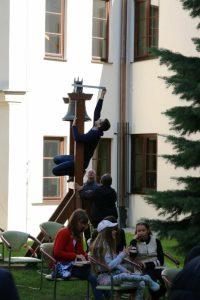 Dzwonnik z WBP - Marek Bunia