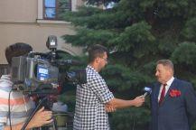 Wywiad dla Panoramy Lubelskiej TVP Lublin
