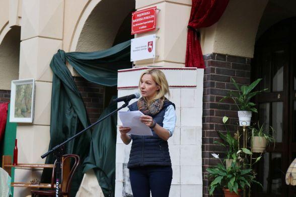 Magdalena Zabłocka – prawniczka, iberystka, lingwistka, Dyrektor ds. Programowych Izby Rzemiosła i Przedsiębiorczości w Lublinie