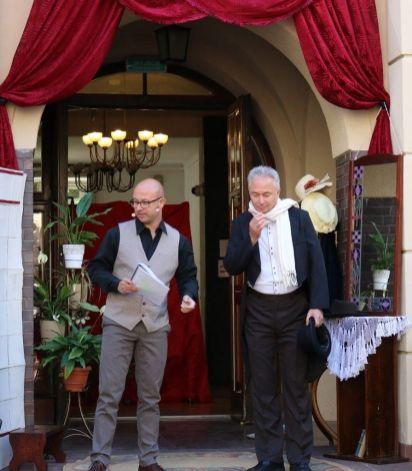 Zbyszko - Mariusz Olejarczyk i Dulski - Piotr Mikulec