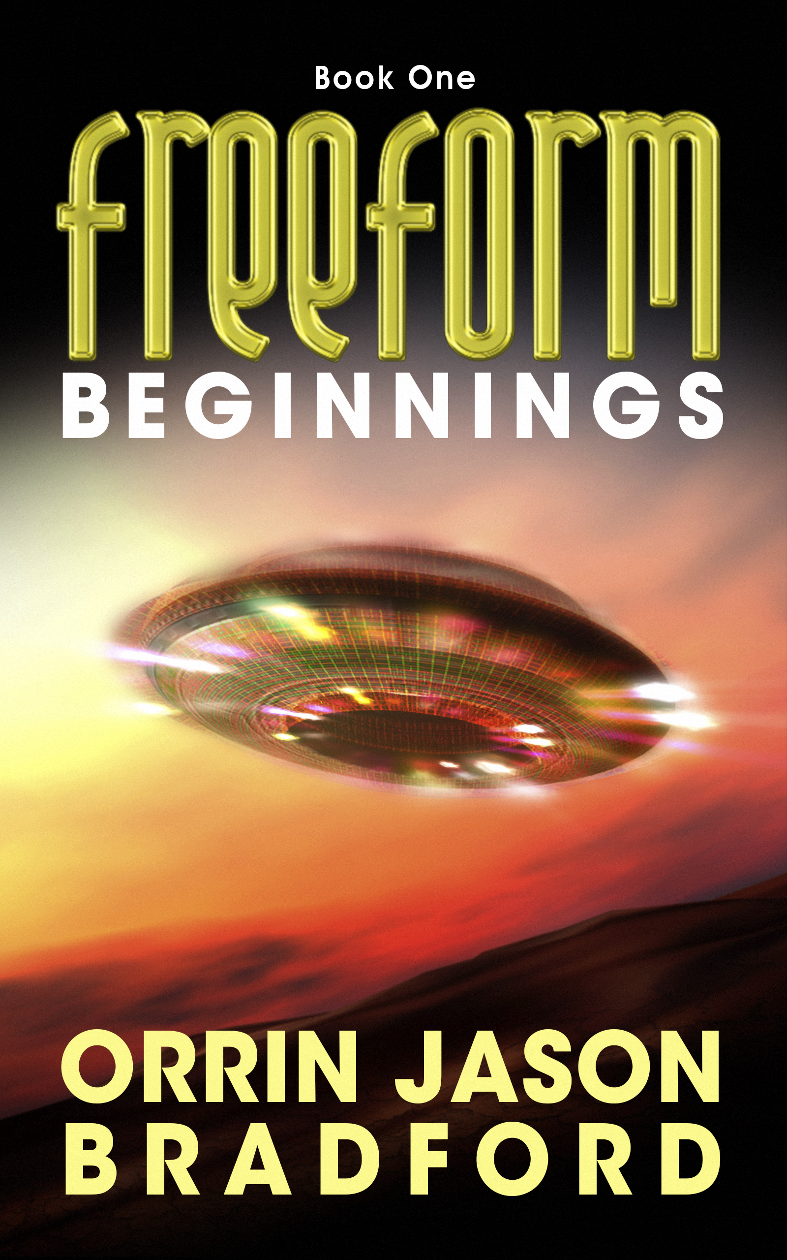 An Alien First Contact Science Fiction Thriller