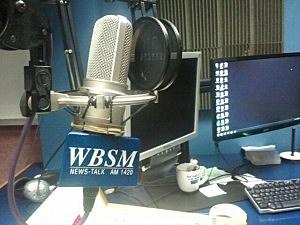 WBSM Radio Interviews Fairhaven Residents   Wind Wise