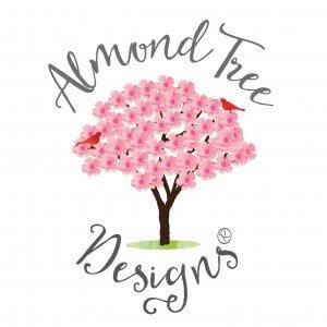almond tree designs