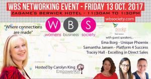 WBS Event Berwick
