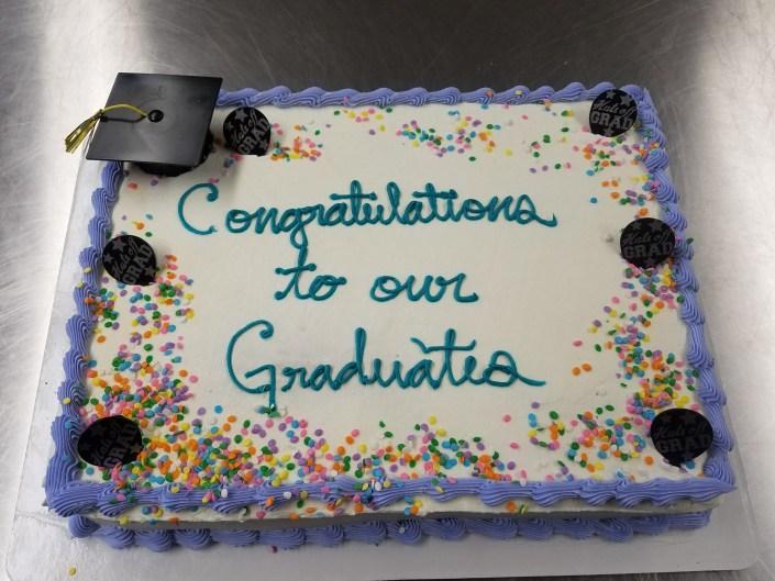 2019 Graduation Service III