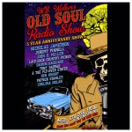 Episode 197: W.B. Walker's Old Soul Radio Show Podcast (The 5 Year Anniversary Shows – Night One)