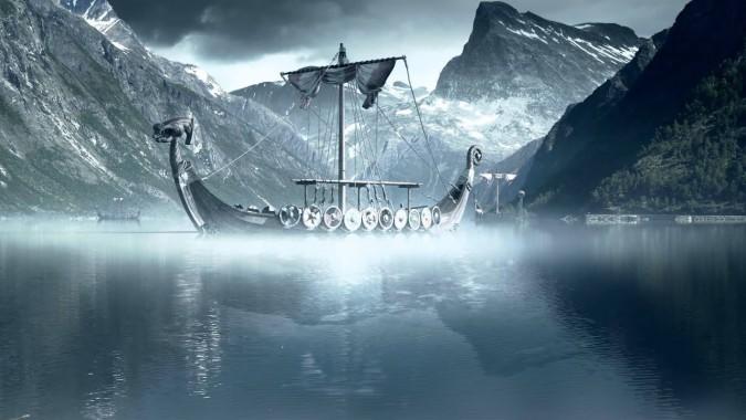 Dans la section viking vous pouvez trouver les. Fond D Ecran Vikings Figurine Personnage Fictif Jouet Espace Oeuvre De Cg 13157 Wallpaperuse